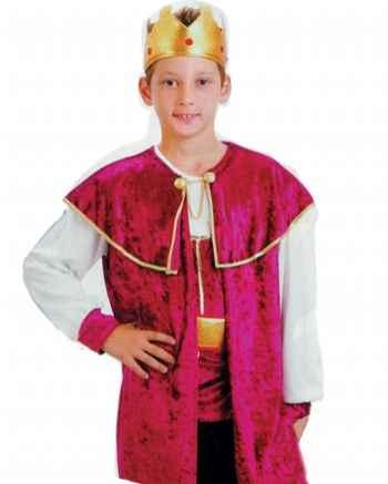 Детский карнавальный костюм Короля , Царя фирмы Snowmen артикул Е51277. Такой маскарадный костюм можно дополнить мечом. Принц, королевич. Детский карнавальный костюм Короля, вельможи, царя, царевича, королевича, принца, артикул Е51277, фирма Snowmen, детские карнавальные костюмы, маскарадные костюмы