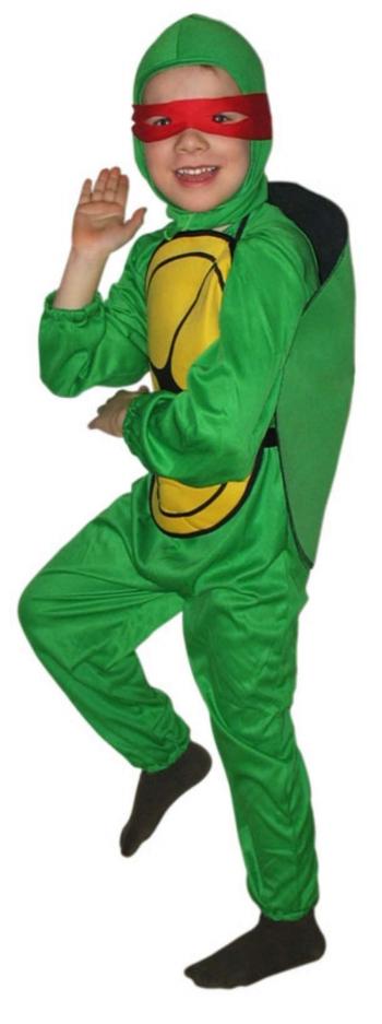 Детский карнавальный костюм Черепашки-ниндзя, на 3-4, 4-6, 7-10 лет, фирмы Snowmen артикул Е3366, детские карнавальные костюмы, новогодние костюмы, маскарадные костюмы, костюмы героев мульфильмов, супергероев, персонажей мультиков