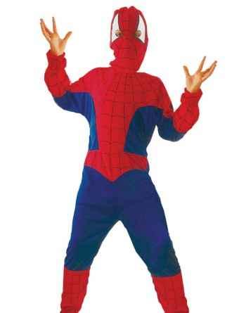 Костюм Человека-Паука, Спайдермен, артикул 8534-L , код 40753, фирма Лапландия, детские карнавальные костюмы, маскарадные костюмы для детей, карнавальные костюмы для младшего школьного возраста, для дошкольников, костюмы Laplandia