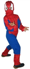 SNOWMEN, E6335,  Детский карнавальный костюм Человека-Паука, на 3-4, 4-6 лет