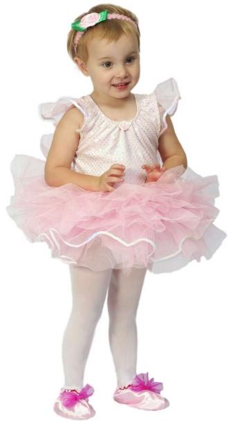 Карнавальный костюм Балерины для малышей фирмы Snowmen артикул Е70837