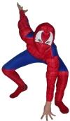 E70840 , Snowmen, костюм Спайдермена с мускулатурой, Человек-паук с мускулатурой