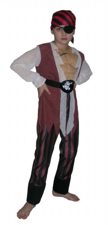 Костюм Пирата с мускулатурой, костюм Бармалея с ... - photo#33