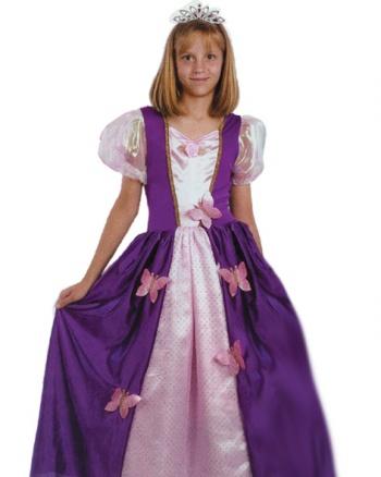 Детский карнавальный костюм Принцессы бабочек, лесная нимфа, лесная фея, королева бабочек, мотылек, принцесса-мотылек, на 7-10 лет, артикул Е70824-2, фирма Snowmen