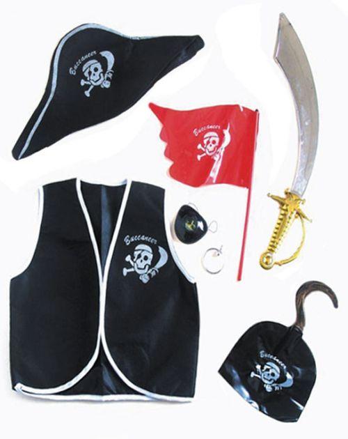 нажать, перейти к просмотру набора пиратских аксессуаров