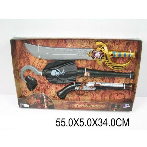 набор пиратского оружия