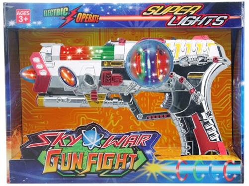 Лазерный пистолет бластер со звуком и светом, Пистолет Звездные войны