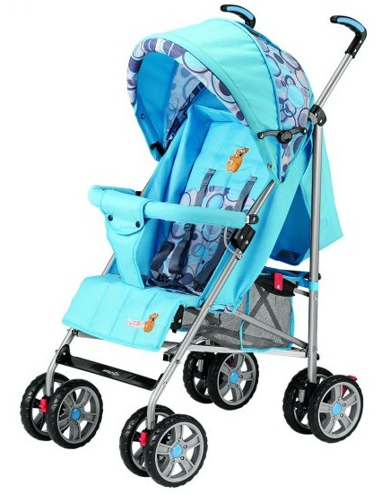 детская коляска-трость emily elite Коляска-трость Baby Care - Buggy B01, purple-pink Buggy.