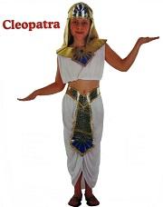Детский карнавальный костюм,  Египетский костюм Клеопатры, артикул 88247-L, код 54963, фирма Лапландия, на 11-14 лет.