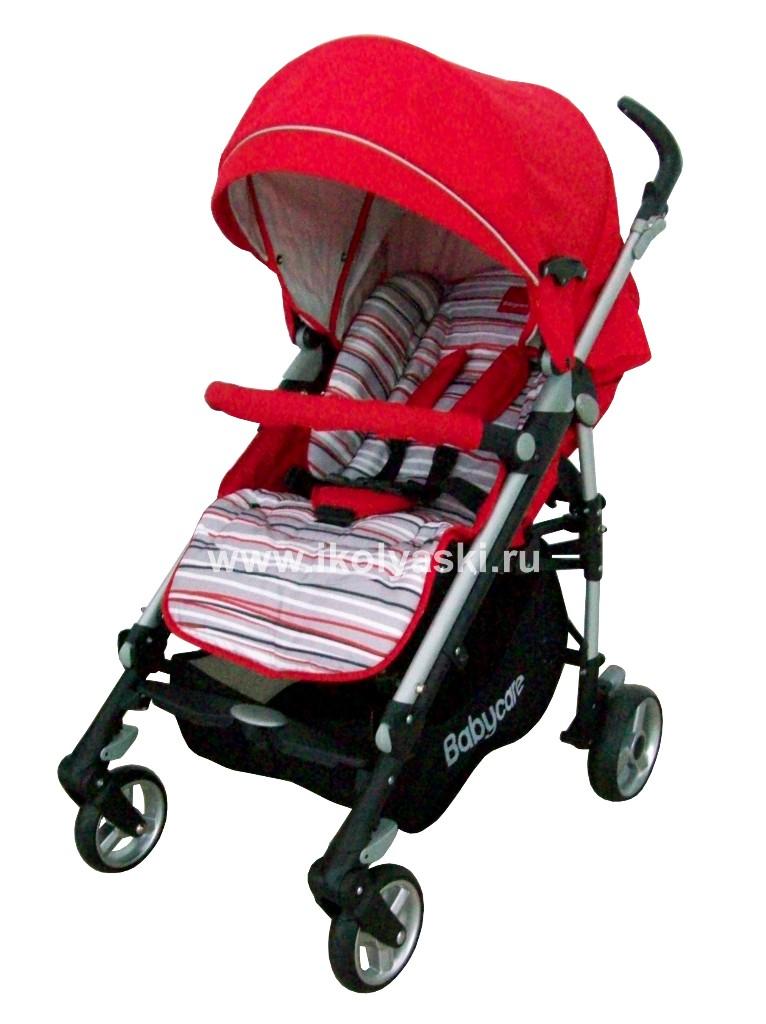Коляска Baby Care Baby Care Коляска-трость GT4 Blue