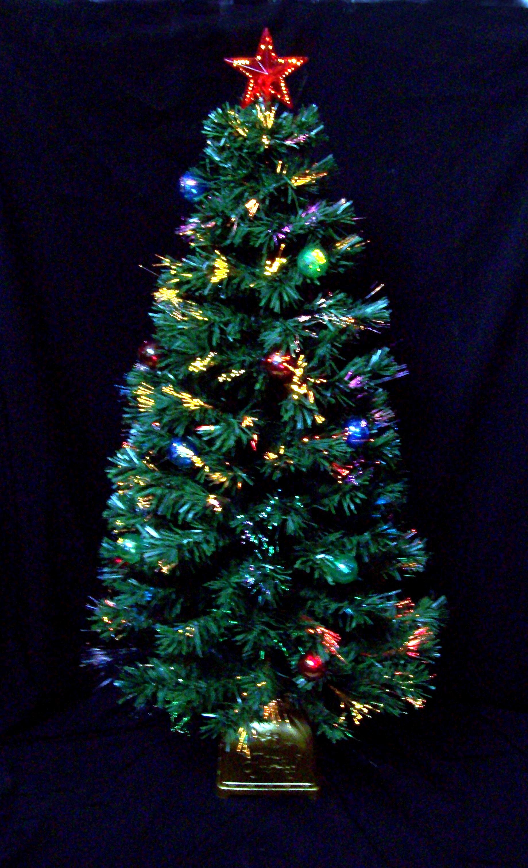 Новогодняя елка обои на рабочий стол 8
