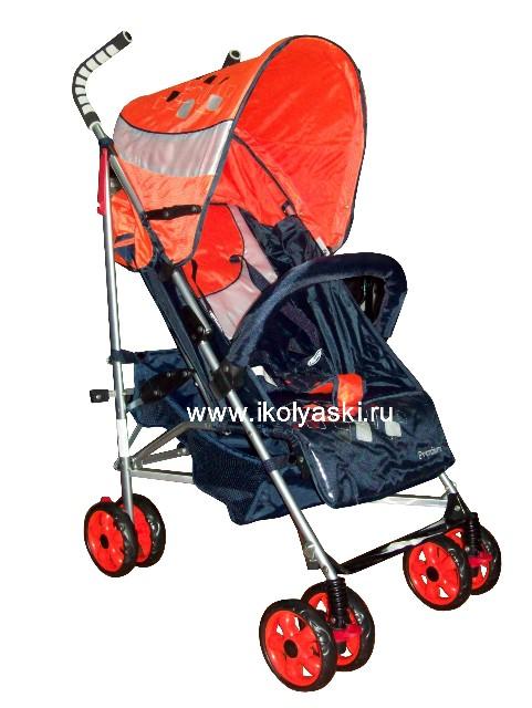 Детская коляска-трость Bimbo Emily DT02 PREMIUM , Бимбо Эмили Премиум, код 138443