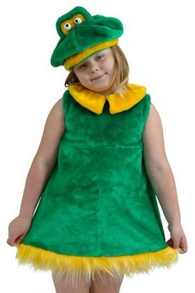 Костюм Лягушки, костюм царевны лягушки, костюм лягушонка ... - photo#2