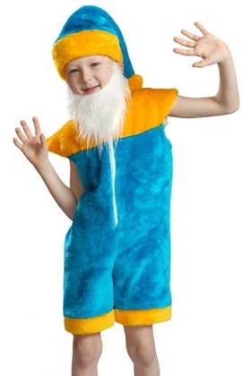 нажать, перейти к просмотру костюма Гнома с бородой