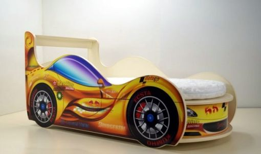 Детскую кровать машину  магазине