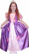 Детский карнавальный костюм Принцессы бабочек, лесная нимфа, лесная фея, королева бабочек, мотылек, принцесса-мотылек, артикул Е70824, фирма Snowmen, детские карнавальные костюмы, бальные платья, нарядные новогодние платья