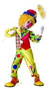 Детский карнавальный костюм Клоуна на 7-10 лет, рост 120-130 см. артикул Е93156, фирма Snowmen, детский костюм клоуна фото, купить клоуна, детский карнавальный костюм клоуна, костюм клоуна, костюм клоуна купить, куплю костюм клоуна, костюм клоуна дет