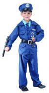 Детский карнавальный костюм Полицейского, костюм Полисмена, костюм Полиция, артикул Е93166, на 7-10 и 11-14 лет, фирма Snowmen, детский карнавальный костюм купить, костюм полицейского для ребенка, костюм полицейского