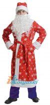Детский костюм Деда Мороза детский, костюм дед мороз детский, купить детский костюм деда мороза, костюм деда мороза для мальчика, костюм деда мороза детский купить