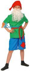 костюм гнома, костюм гнома детский, детский костюм гнома, купить костюм гнома, купить костюм гномика, костюм гнома новинка, костюм гнома фото, костюм гнома цена, костюм гнома из сказки белоснежка и семь гномов, гном весельчак костюм, белоснежка и 7