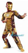 Костюм Железного человека с мускулами и с маской, костюм АЙРОНМЕНА новый 3 Марк 42 желто-красный, костюм железного человека с мускулатурой и с маской, костюм айронмена 2017, купить костюм айронмена, купить костюм железного человека, костюм железного