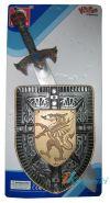 Набор оружия рыцаря тамплиера щит и меч, серия Крутые игрушки, набор оружия рыцаря, рыцарский набор, щит и меч, оружие тамплиеров, игрушечное оружие тамплиеров, купить рыцарское оружие, набор оружия рыцаря щит, набор оружия рыцаря, набор оружия тампл