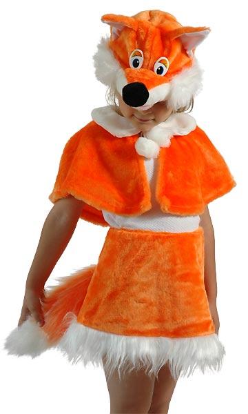 Костюм Лисички. Детский карнавальный костюм из ... - photo#40