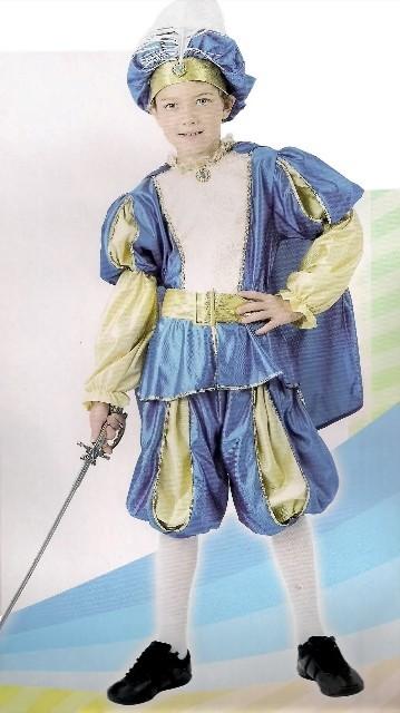 Карнавальный костюм принца, костюм пажа, артикул 87462 XS ... - photo#14