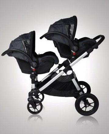 Детская коляска Baby Jogger City Select Double Бэби Джоггер Сити Селект Дабл