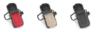 Переносная люлька для младенцев, подходит к детским коляскам американской фирмы Baby Jogger Бэйби Джоггер. Легкая по весу, с жестким дном и удобными ручками для переноски. Флисовая мягкая утепляющая подстежка внутри люльки.