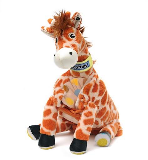 Жирафёнок джаффару 4 в 1 от 0 2 года