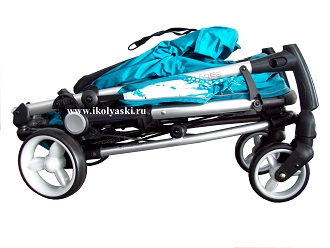 Прогулочная коляска baby care new york