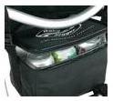 Термо сумка, Сумка-холодильник для детской коляски фирмы Baby Jogger Бэби Джоггер