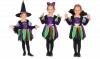 Детский карнавальный костюм - трансформер летучей мыши, маленькой колдуньи и волшебного паучка на 3-4, 4-6 лет, фирмы Snowmen артикул Е80747 , карнавальные костюмы для малышей, для самых маленьких, для младенцев, детские карнавальные костюмы, маскарадные костюмы, кос