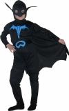 Е 40193, Snowmen ,    Детский карнавальный костюм Бэтмен с маской, на 7-10, 11-14 лет