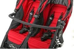 Универсальный барьер на детские коляски для двойни Baby Jogger Citi Mini Double, City Elite Double