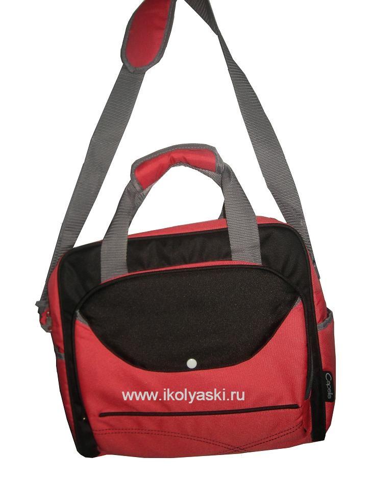 ...от фирмы Capella Капелла - сумка на детскую коляску, сумка для мамы.