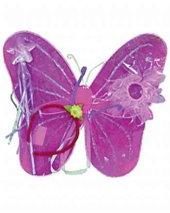 нажать, перейти к просмотру карнавального набора крылья бабочки
