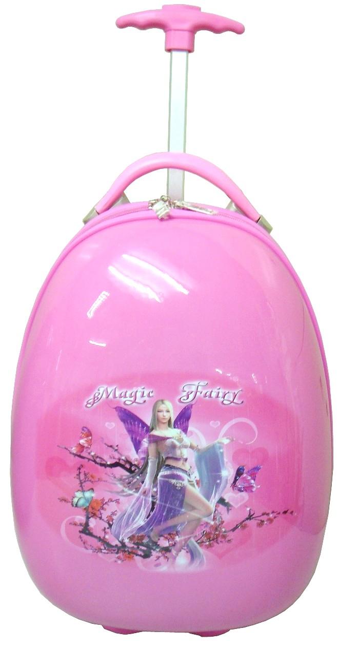 Купить детский чемодан для девочки