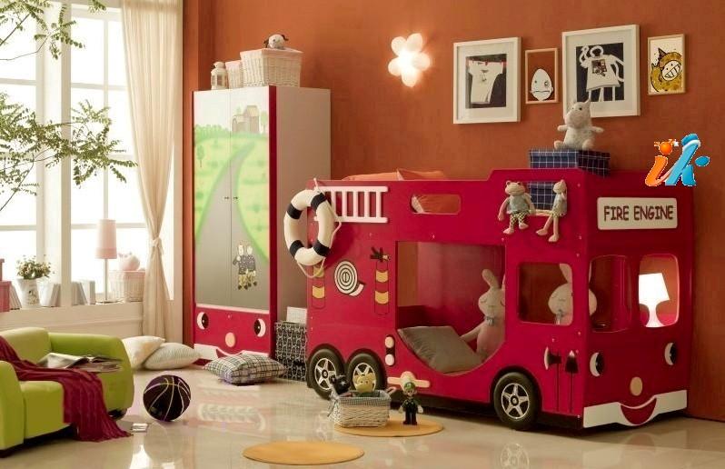 Milli Bus (двухъярусная кровать-машина) - IM