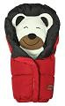 Новинка сезона зима 2010 - 2011. Универсальный  детский теплый зимний конверт по форме, как Cocon - Кокон, на пуху, пуховой спальный мешок для новорожденных в любой тип спальной коляски или трансформера. Зимний конверт фирмы Lider Kid's Лидер Кидс. Красивый дизайн,  нарядная аппликация, современные экологически чистые ткани, водонепроницаемые, гигроскопичные. Наполнитель - 100% пух.