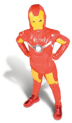 Как сделать костюма железного человека своими руками 365