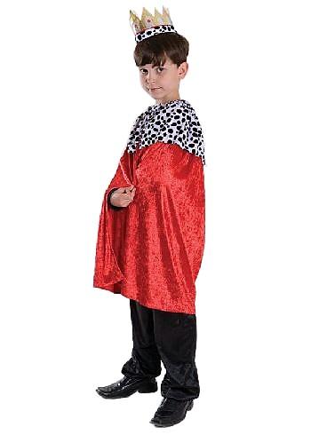 Детский карнавальный костюм Короля, костюм Царя на 4-6 лет ... - photo#42