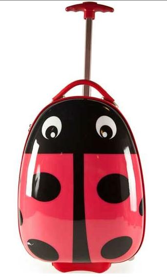 Детские чемоданы на колесиках: Scout.