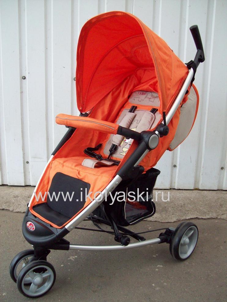Детская прогулочная коляска lider kids s400b