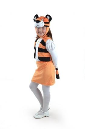 Карнавальные костюмы тигренок