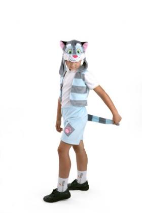 Карнавальный костюм кота для мальчика