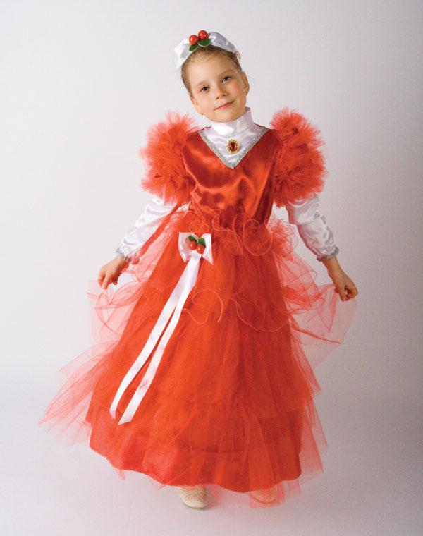 Детский карнавальный костюм Красавица Принцесса f5646adf1af14