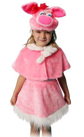 Костюм Поросюшки, костюм Поросенка для девочки, костюм три ... - photo#4