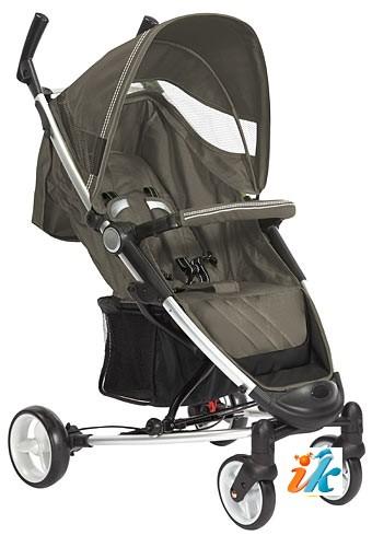 Детская прогулочная КОЛЯСКА Lider Kids  S401B VIKI, Лидер Кидс S-401-B, 4-х колесная, супер легкая и компактная коляска на алюминиевой раме, с накидкой на ноги, дождевиком, сумкой для транспортировки и рюкзаком. Цвет МОККО